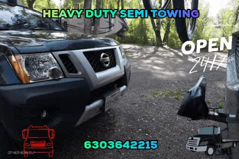 Watch and share Towing Service In Bolingbrook IL GIFs by Heavy Duty Semi Towing on Gfycat