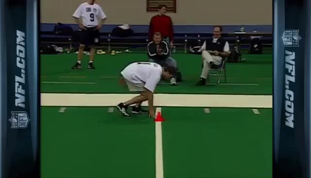 Watch and share Tom Brady 2000 NFL Scouting Combine Highlights GIFs on Gfycat