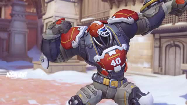 Watch rein arena GIF by @asianjames on Gfycat. Discover more highlight, overwatch GIFs on Gfycat