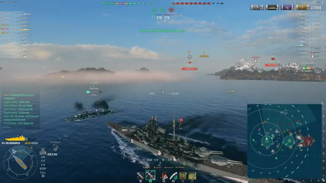 Watch and share World Of Warships GIFs and Warship Moments GIFs on Gfycat
