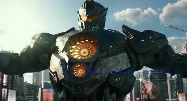Watch and share Pacific Rim GIFs and Fight GIFs by Reactions on Gfycat