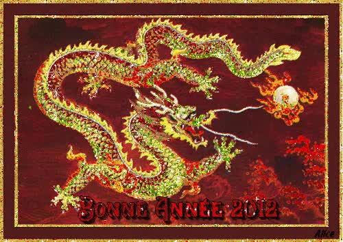 Watch Nouvel an chinois (scintillant rouge et vert) GIF on Gfycat. Discover more related GIFs on Gfycat