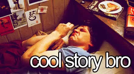 Watch and share Cool Story Bro GIFs on Gfycat