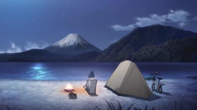 Watch and share Comfy Anime Girl GIFs and Yuru Camp GIFs by kkiten on Gfycat