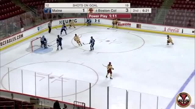 Watch 5 Watts (W) Maine 021519 GIF by @salzano14 on Gfycat. Discover more Colorado Avalanche, hockey GIFs on Gfycat