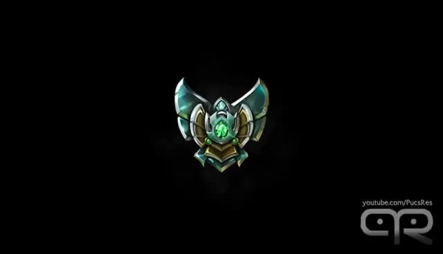 Watch and share LoL Animations - Promotion From Unranked To Challenger Through Master GIFs on Gfycat