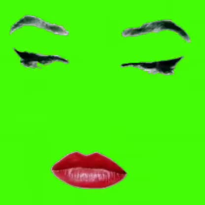 Watch and share Green Screen Makeup GIFs on Gfycat