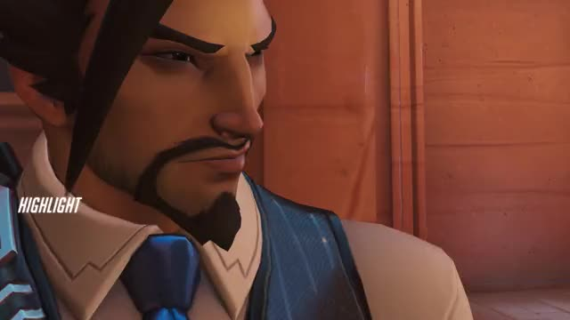 Watch hanzo GIF by @iamrotting on Gfycat. Discover more hanzo, highlight, overwatch GIFs on Gfycat