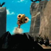 Watch and share Ice Age Gif GIFs on Gfycat