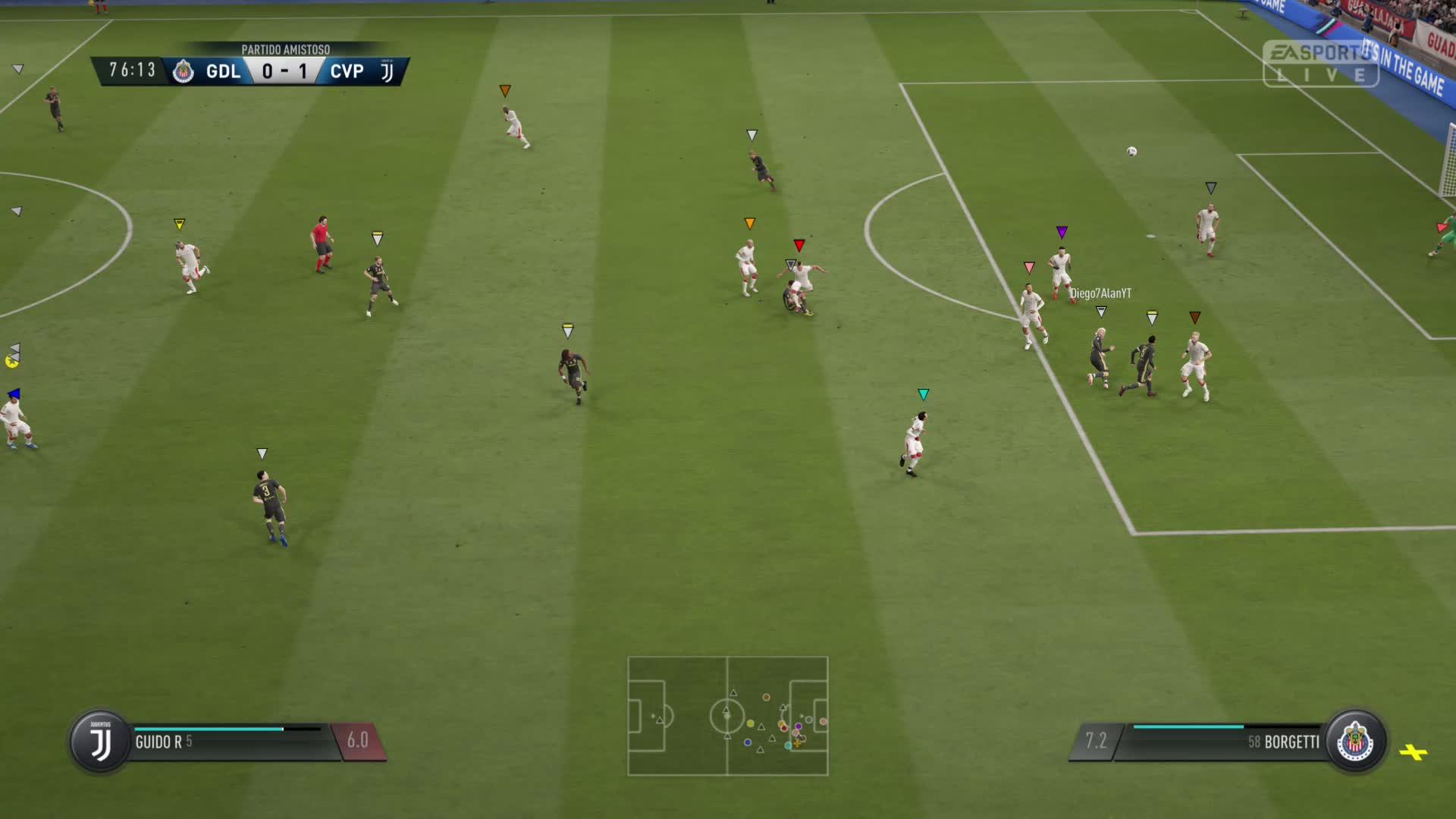 FIFA19, HGS ZorRiTo9, gamer dvr, xbox, xbox one,  GIFs