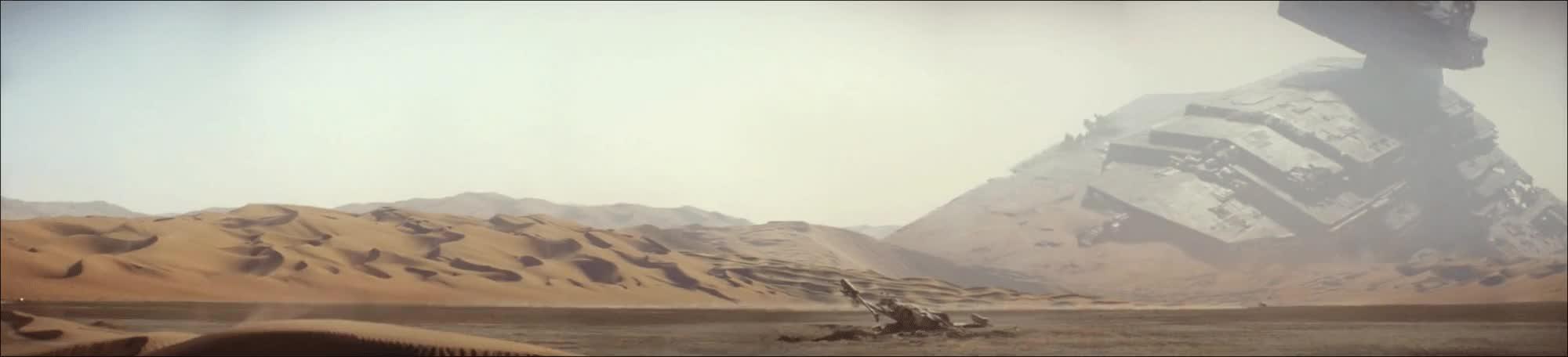 Star Wars Panorama : HighQualityGifs GIFs