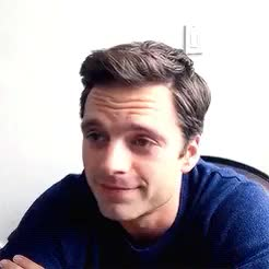 Watch Earth's mightiest heroes GIF on Gfycat. Discover more *, Sebastian Stan, by krissy, cast, gif, marvelcastedit, sebstanedit GIFs on Gfycat