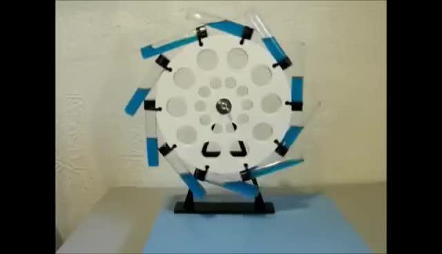 Watch and share Bhaskara Wheel & Overbalanced Chain GIFs on Gfycat