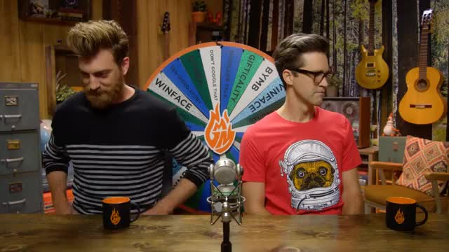Watch GMM Gif Guessing Game GIF on Gfycat. Discover more Mythical, link, link neal, rhett, rhett mclaughlin GIFs on Gfycat