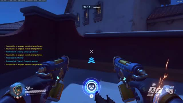Watch Tracer Spawn Glitches GIF on Gfycat. Discover more People & Blogs, Scoreless Pine, bastion, overwatch GIFs on Gfycat