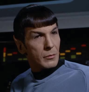 Watch and share The Original Series GIFs and Leonard Nimoy GIFs by Star Trek gifs on Gfycat