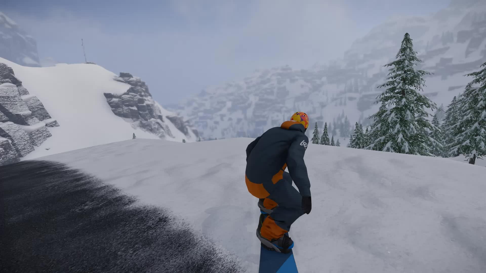 SNOW, SNOWthegame, Boing GIFs