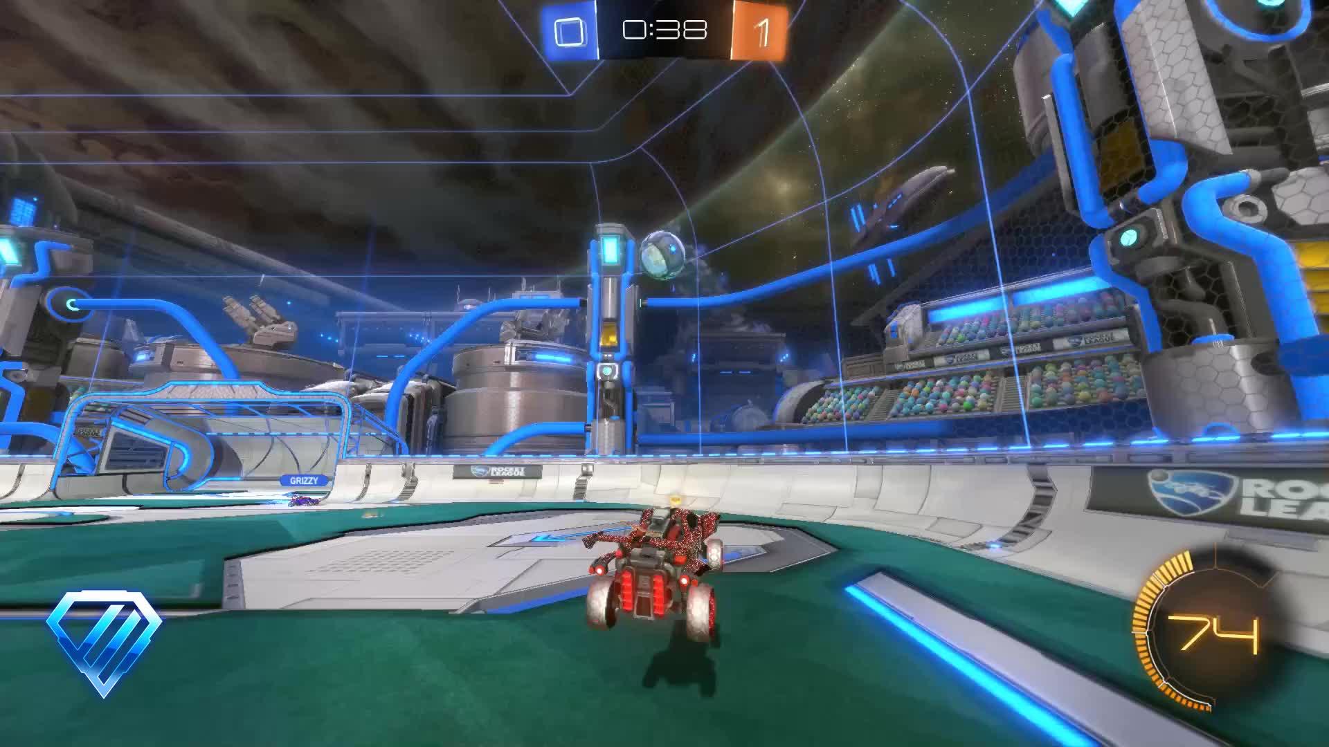 Gif Your Game, GifYourGame, Goal, OrangeCrush413, Rocket League, RocketLeague, Goal 2: OrangeCrush413 GIFs