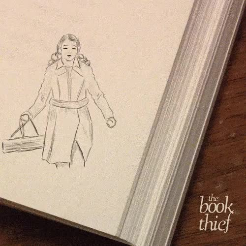 Watch and share The Book Thief GIFs and Markus Zusak GIFs on Gfycat