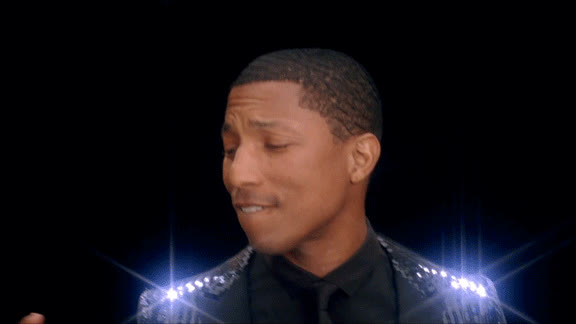 pharrell williams, daftpunk GIFs