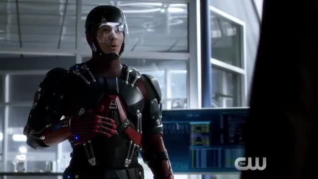 Watch and share Legends Of Tomorrow GIFs and Ray Palmer GIFs by jaedonthekiller on Gfycat