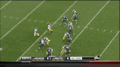 Watch Michigan State Football GIF on Gfycat. Discover more related GIFs on Gfycat