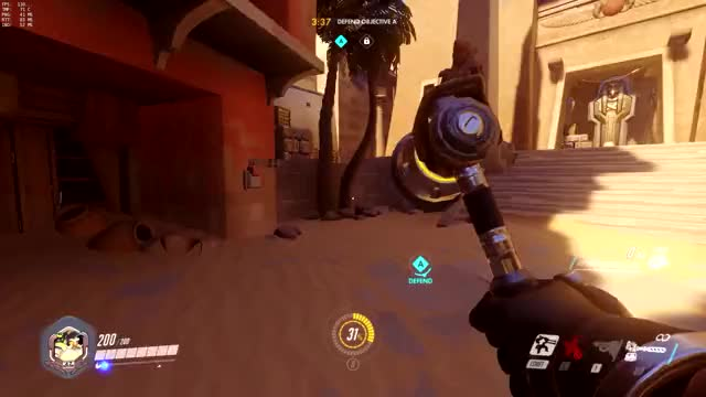 Boost and jump spots on Temple of Anubis that EVERYONE should know
