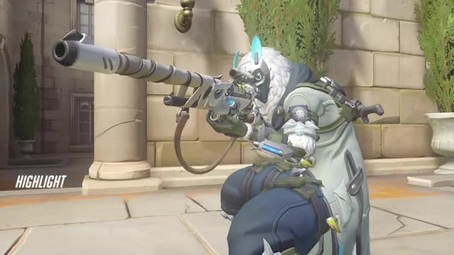 Watch Overwatch GIF by @.holio on Gfycat. Discover more ana, highlight, overwatch GIFs on Gfycat