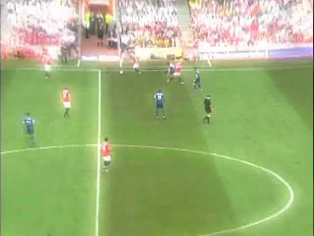 Watch 01 Smith (Charity Shield) GIF by @mu_goals_2 on Gfycat. Discover more related GIFs on Gfycat