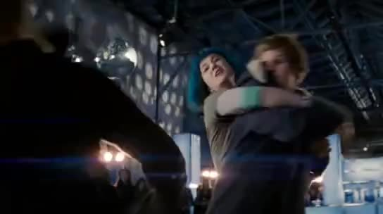 Ramona Flowers Vs Roxy [Scott Pilgrim vs The World] HQ GIFs
