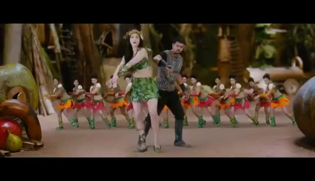 Watch and share Puli - Jingiliya Video | Vijay, Shruti Haasan | DSP GIFs on Gfycat