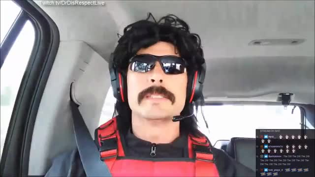 DrDisRespect's First In Real Life Stream [FUNNY]