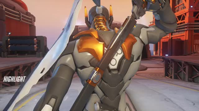 Watch and share Highlight GIFs and Overwatch GIFs by grandadmiral on Gfycat
