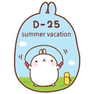 Watch and share Molang animated stickers on Gfycat
