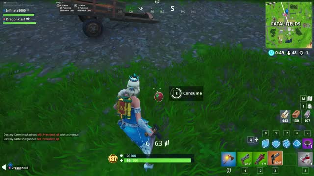 Watch and share Fortnitebr GIFs and Fortnite GIFs by Infinate on Gfycat