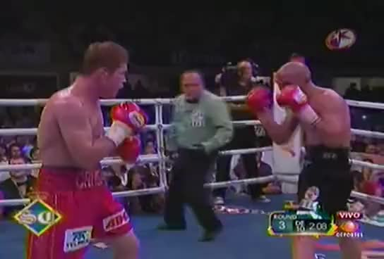 Watch Canelo Alvarez Pull Counter GIF on Gfycat. Discover more related GIFs on Gfycat