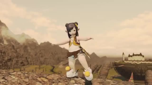 Watch and share Final Fantasy Xiv GIFs and Playstation 4 GIFs on Gfycat