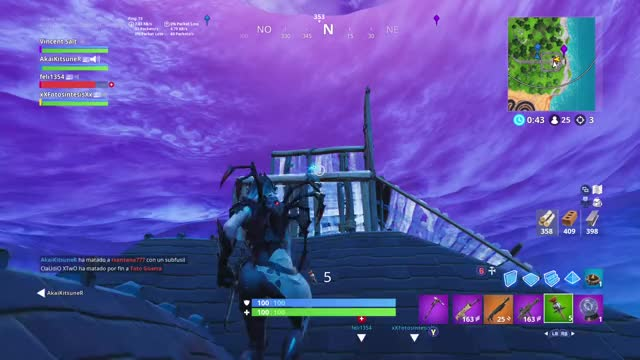 Watch Bomb GIF by Xbox DVR (@xboxdvr) on Gfycat. Discover more Fortnite, Vincent Salt, xbox, xbox dvr, xbox one GIFs on Gfycat