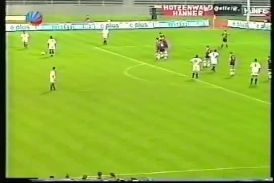 scottishfootball, 1995 October 31 Bayern Munich Germany 2 Raith Rovers Scotland 1 UEFA Cup (reddit) GIFs