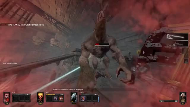 Watch and share Vermintide GIFs by Chris on Gfycat