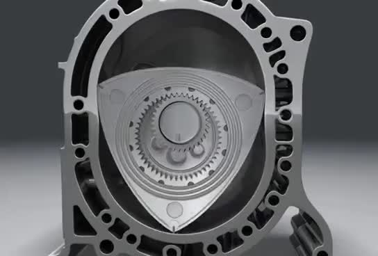 Watch and share Rotary Engine GIFs on Gfycat