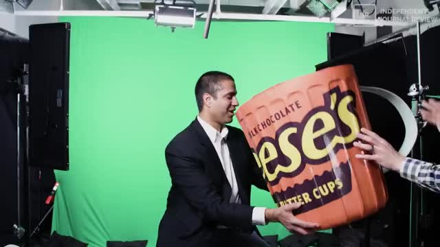 Watch Ajit Pai drinking from a giant Reese's mug GIF by @count_shagula on Gfycat. Discover more ajit pai GIFs on Gfycat