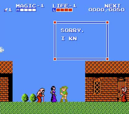 Watch and share NES Longplay [100] Zelda II: The Adventure Of Link (Part 1 Of 2) GIFs on Gfycat