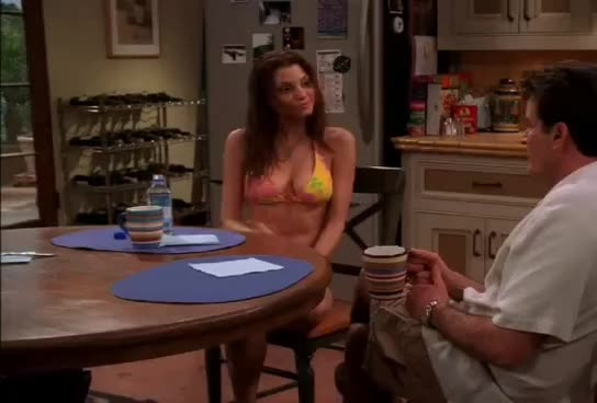Apologise, april bowlby bikini has