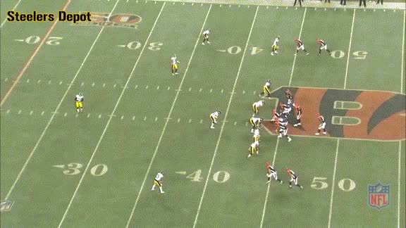 Watch and share Presnap-bengals-1 GIFs on Gfycat