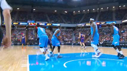Watch and share Rajon Rondo And Seth Curry — Sacramento Kings GIFs by Off-Hand on Gfycat