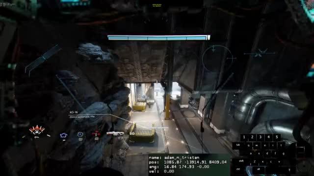 Titanfall 2 - Abyss 1 Wall Boost OOB GIF by taskinoz (@taskinoz