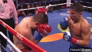 Watch Gennady Golovkin vs. Marco Antonio Rubio Highlights: HBO World Championship Boxing GIF on Gfycat. Discover more related GIFs on Gfycat