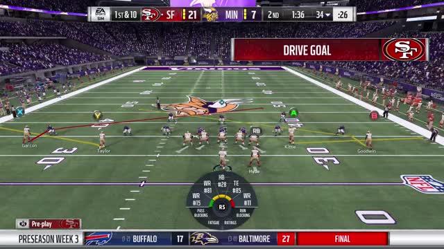 Watch Goodwin Slant GIF by Xbox DVR (@xboxdvr) on Gfycat. Discover more MaddenNFL18, br0wnski, xbox, xbox dvr, xbox one GIFs on Gfycat