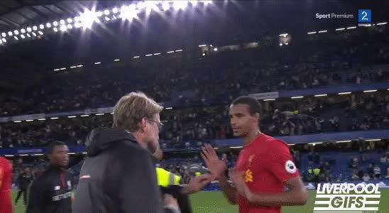 liverpoolfc, Liverpool Gifs - Matip. Boss. GIFs
